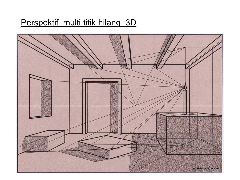 Cahaya dalam sebuah gambar, cahaya berperan memberikan volume pada objek dan menciptakan kedalaman ruang.