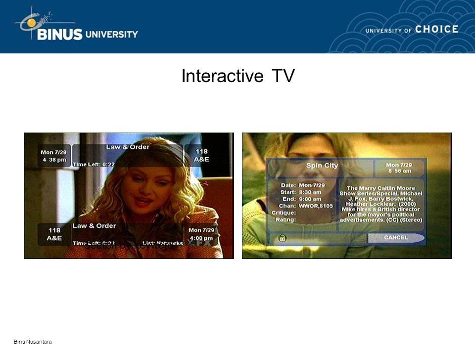 Bina Nusantara Interactive TV Search by keywordChoose by Theme