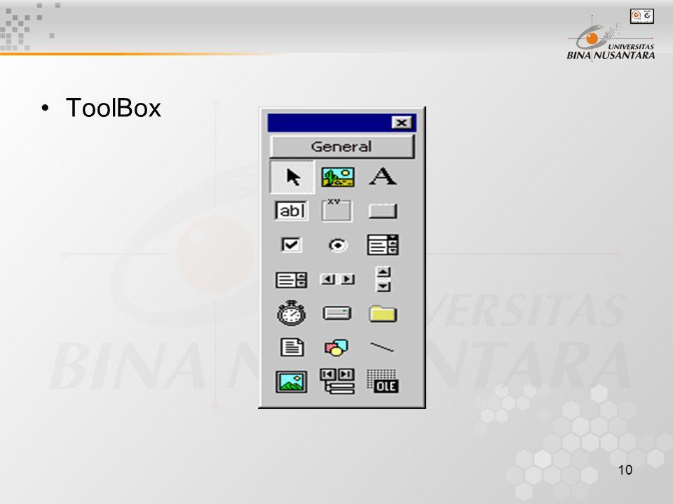 10 ToolBox