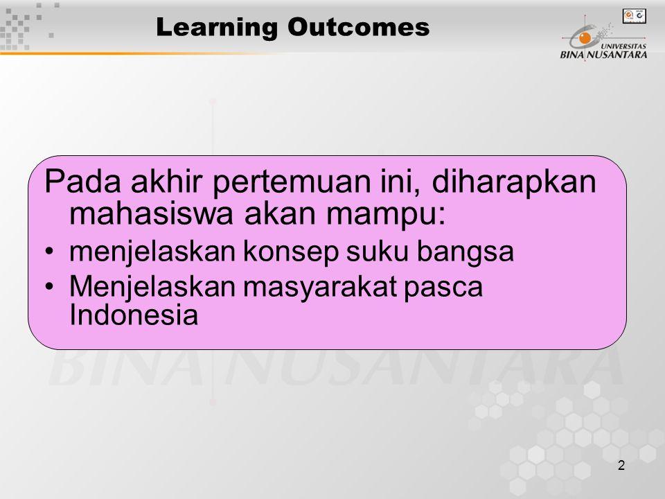 13 Pasca Indonesia 'pasca' bukan tidak berarti 'post (Bhs.