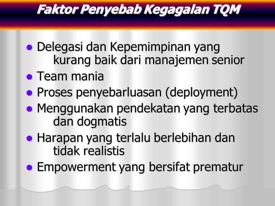 Delegasi dan Kepemimpinan yang kurang baik dari manajemen senior Delegasi dan Kepemimpinan yang kurang baik dari manajemen senior Team mania Team mani