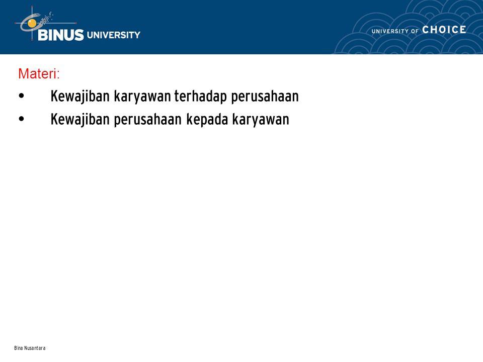 Bina Nusantara 1.