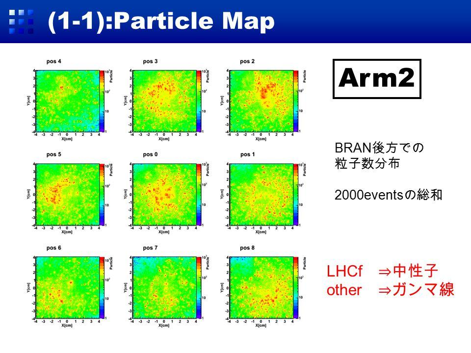 (1-2):Pad Ratio Arm1