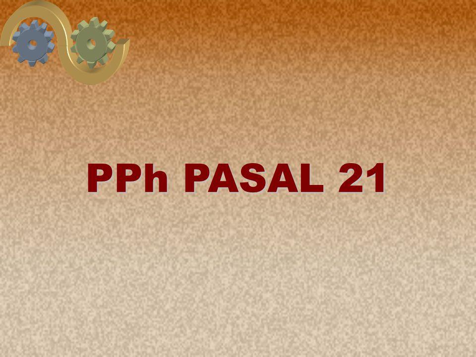 2 PPh PASAL 21