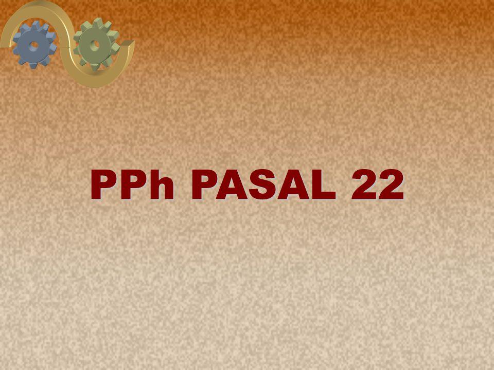 24 PPh PASAL 22