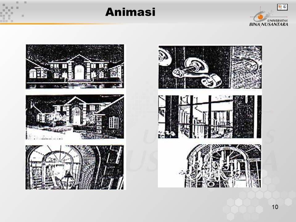 10 Animasi