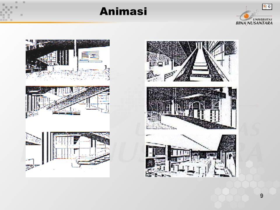 9 Animasi