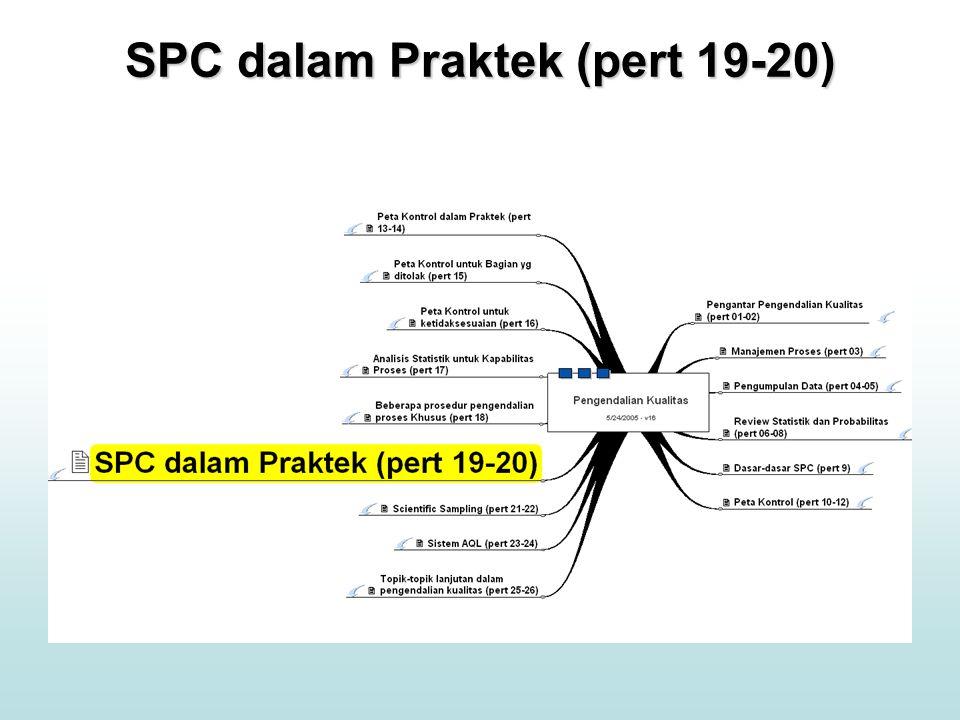 SPC dalam Praktek (pert 19-20)