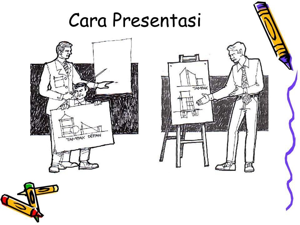 Cara Presentasi