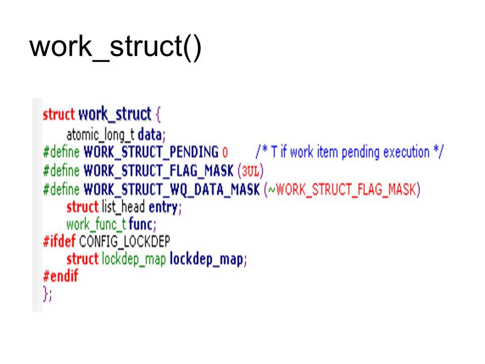 work_struct()