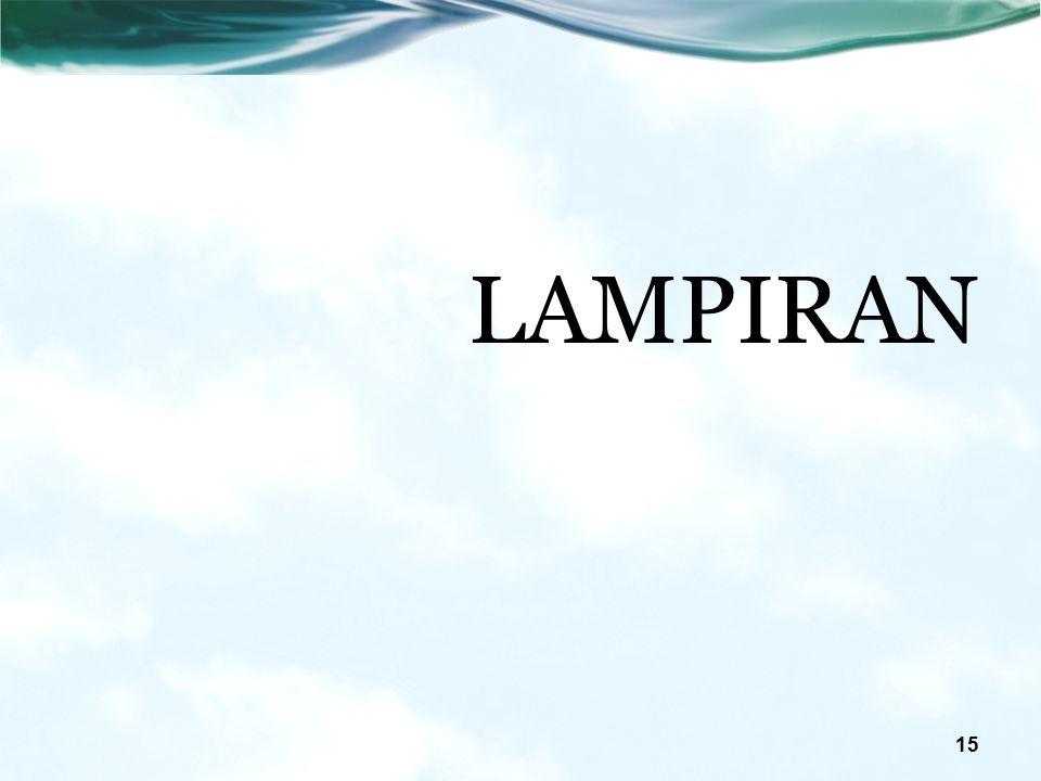 LAMPIRAN 15