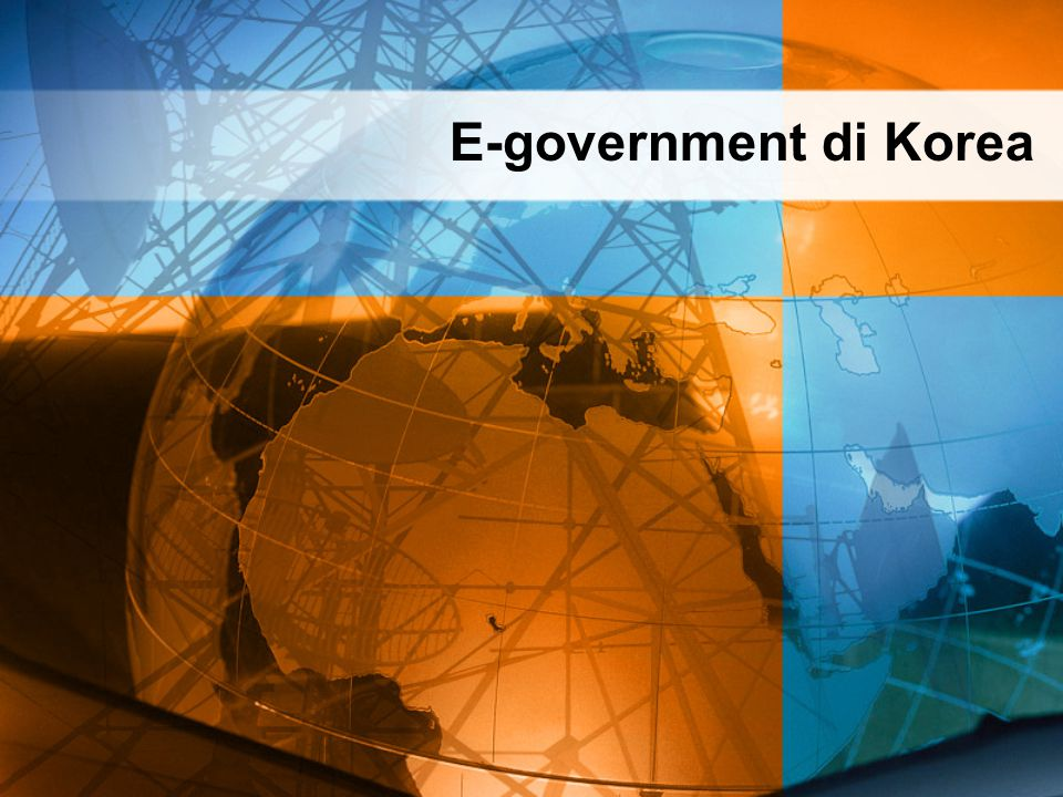 E-government di Korea
