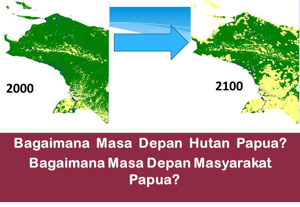 Kebijakan Penataan Ruang Provinsi Papua Penataan ruang Papua dimulai dengan melindungi aset hutan alam dan kedaulatan pangan lokal untuk melindungi perikehidupan masyarakat Papua
