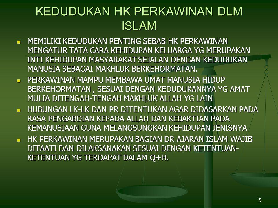 16 Hak dan kewajiban istri, suami, anak dalam keluarga Hak dan kewajiban bersama Hak dan kewajiban bersama Hak Istri dan kewajiban suami dan anak Hak Istri dan kewajiban suami dan anak Hak Suami dan kewajiban istri dan anak Hak Suami dan kewajiban istri dan anak Hak anak dan kewajiban suami dan istri Hak anak dan kewajiban suami dan istriReferensinya: Fikih Munakahah, (Qur'an +hadits+ ijtihad) UU No 1 Th 1974 Inpres No 1 tahun 1991