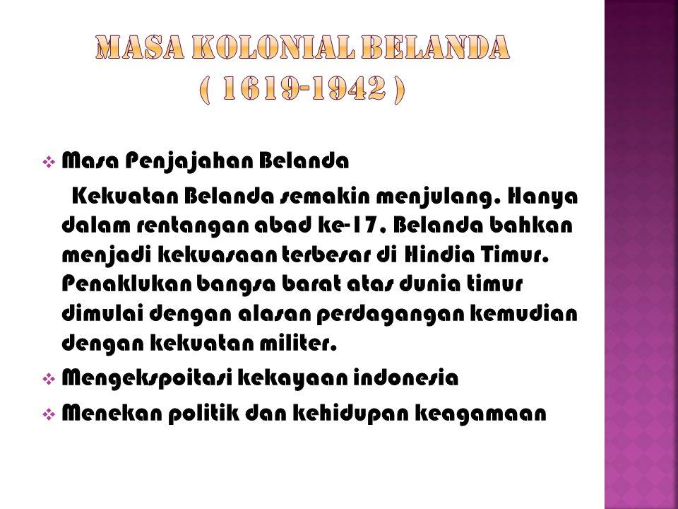 PENGARUH PENDIDIKAN BELANDA TERHADAP PENDIDIKAN DI INDONESIA Pendidikan teadisional (pesantren, yang hanya mengajarkan agama) Pendidikan sekuler (tidak mengenal ajaran agama) Sistem Pendidikan di Indonesia Terpecah Menjadi Dua