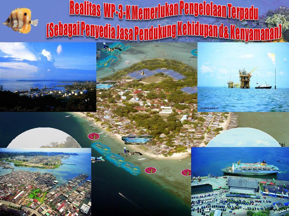 Pulau Kecil KJA Wisata Pantai Wisata Bahari KJA Rumput Laut Daerah Penagkapan Tambak KJA