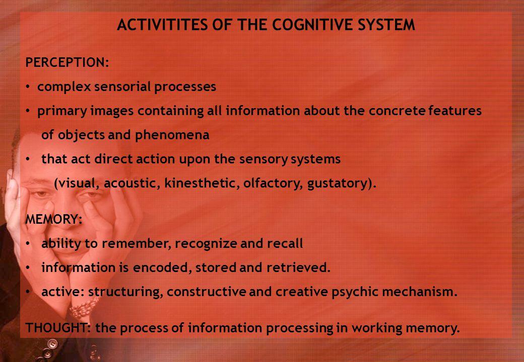 Ergonomi Kognitif???? Berkaitan dengan bagaimana orang berpersepsi berpikir ………dan mengingat