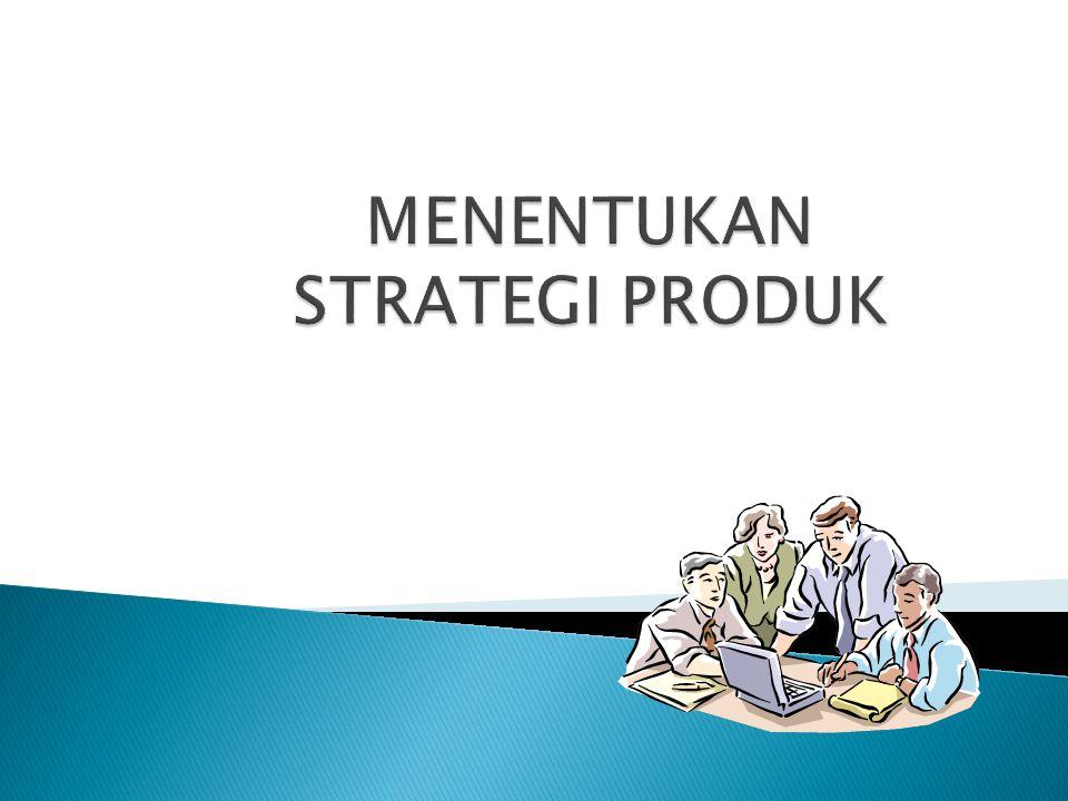 2 Daya tarik Tawaran Pasar Harga berbasis nilai Keistimewaaan & mutu produk Bauran & mutu jasa