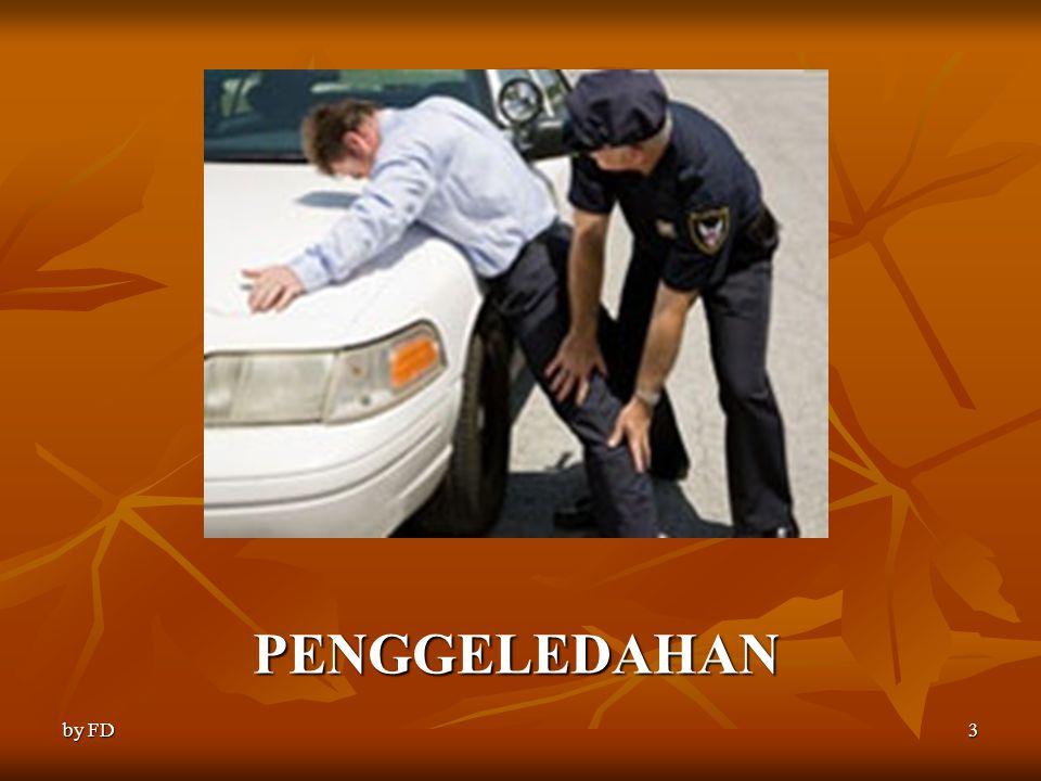 PENGGELEDAHAN by FD3