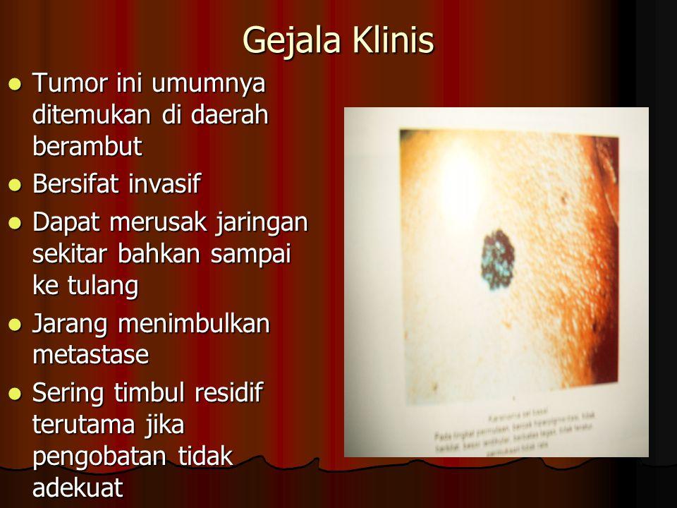 Bentuk Klinis 1.