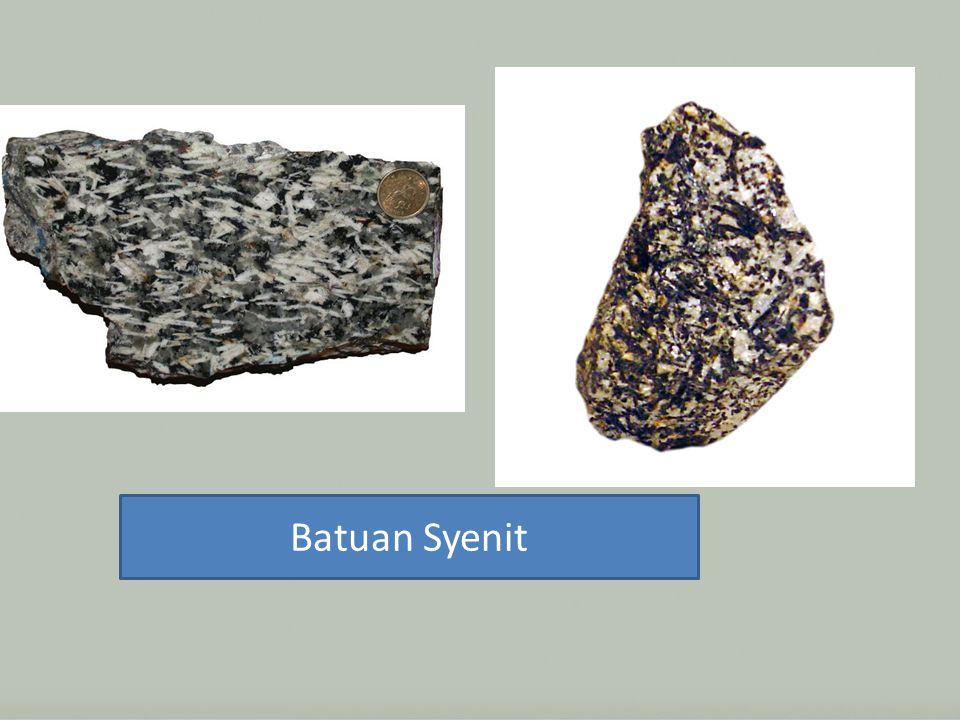 Batuan Syenit