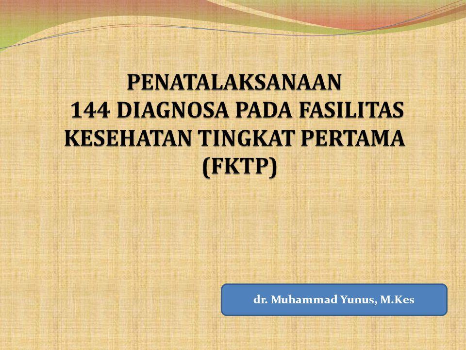 76.Ruptur perineum tingkat ½ 77. Abses folikel rambut/kelj sebasea 78.