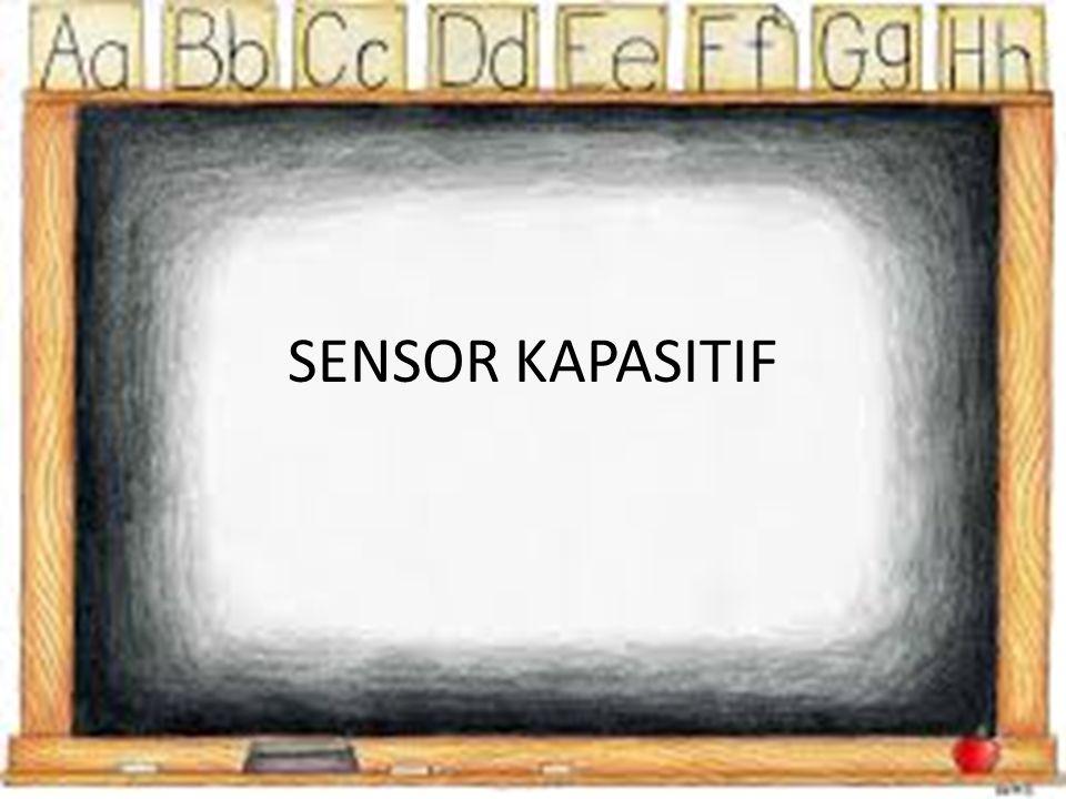 SENSOR KAPASITIF