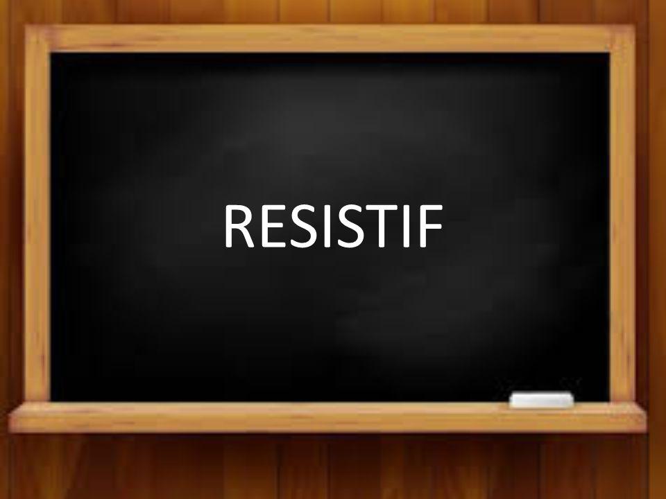 SENSOR RESISTIF (1) Apa itu sensor resistif.