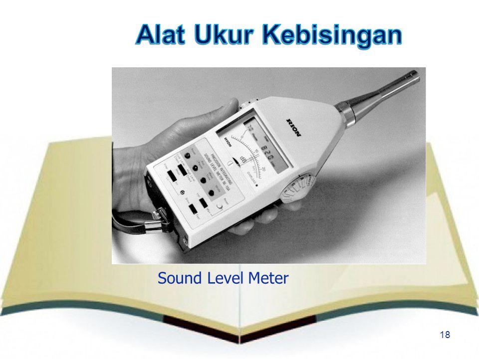 18 Sound Level Meter