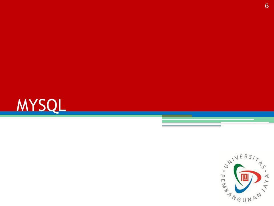 MYSQL 6