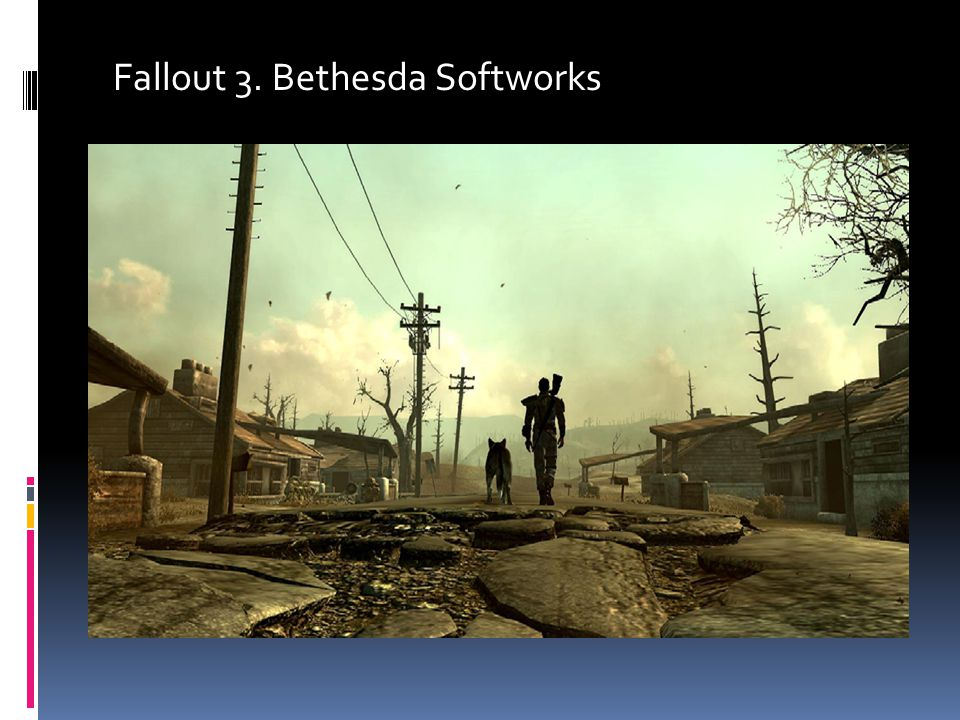 Fallout 3. Bethesda Softworks