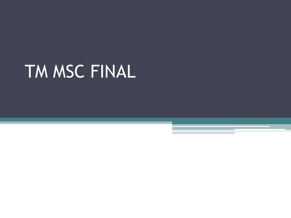 TM MSC FINAL