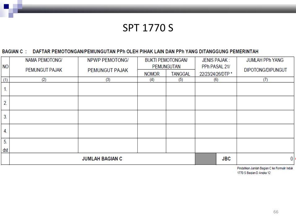 SPT 1770 S 66