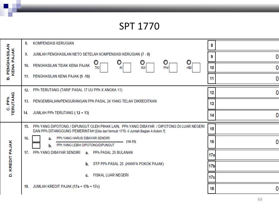 SPT 1770 69