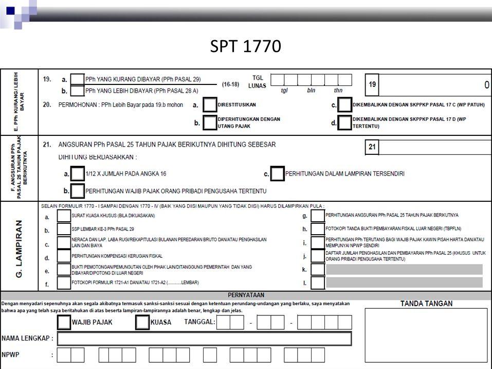 SPT 1770 70