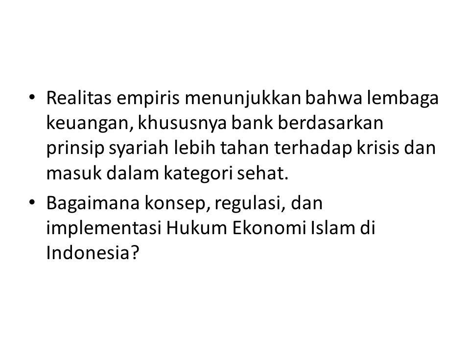 KONSEP HUKUM EKONOMI ISLAM Inti hukum ekonomi Islam adalah terdapatnya larangan terhadap praktik bisnis yang di dalamnya mengandung unsur perjudian (maysir), unsur ketidakpastian (gharar), unsur riba, unsur suap-menyuap (ryswah), dan unsur bathil.