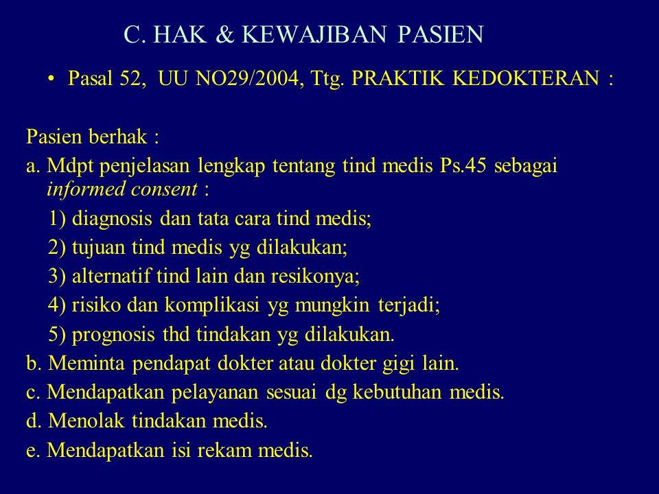 Pidana Ps.86, UU.23/92 Dalam peraturan Pemerintah sebagai pelaks.