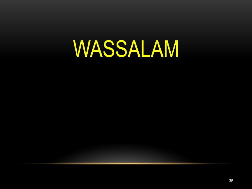 39 WASSALAM