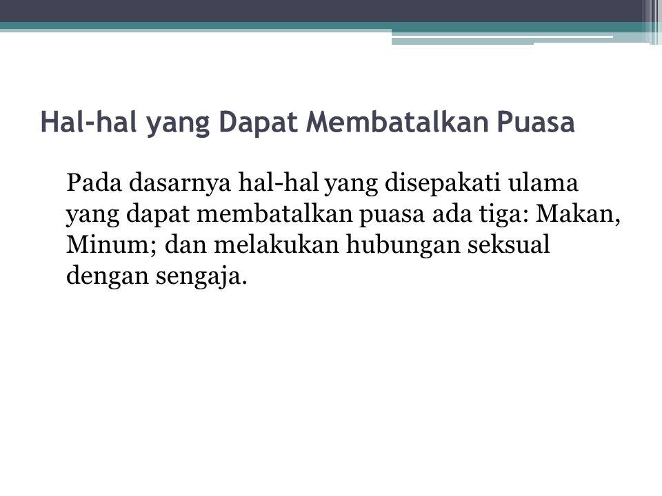 Jawaban Puasa ramadhan hukumnya wajib.