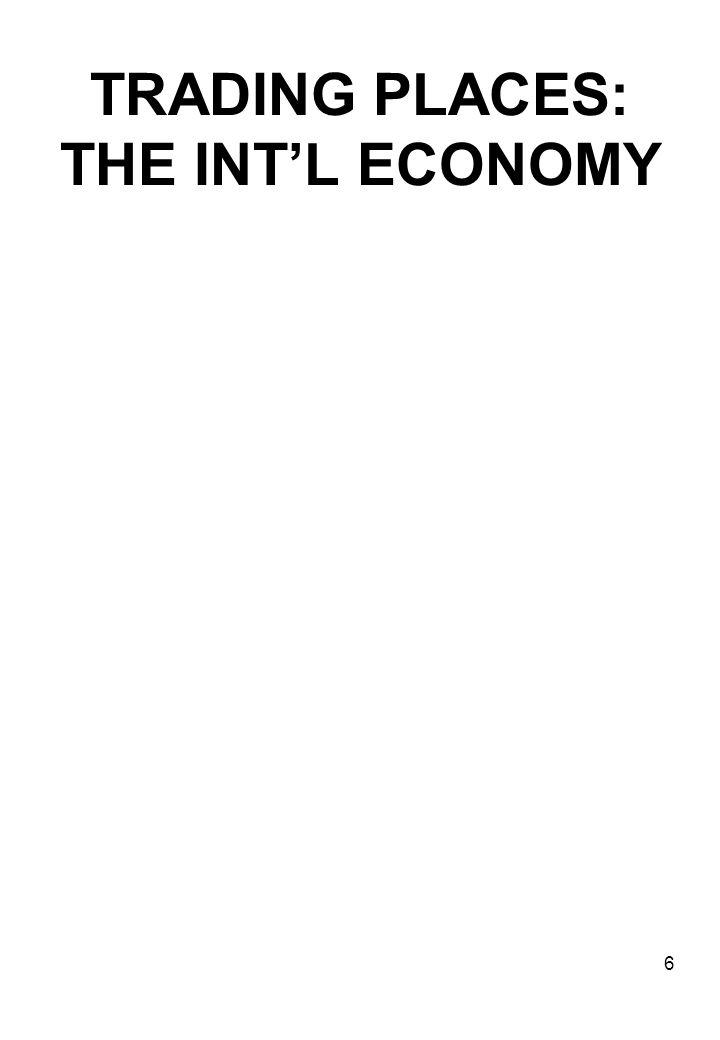 7 OPEN SPACES: THE GLOBALIZING ECONOMY New Economies of Time and Space : dimensi ruang dan waktu menjadi suatu komoditi dalam induustri kreatif dan jasa.