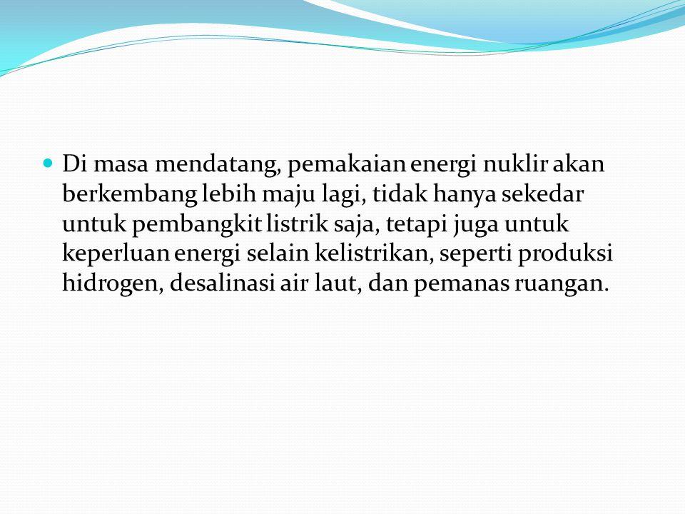 JENIS-JENIS PLTN 1. Pressurized Water Reactor (PWR)