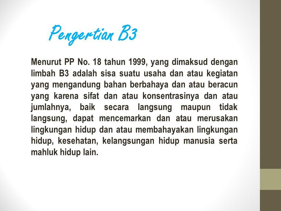 Menurut PP No.