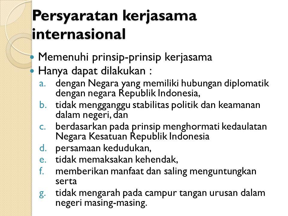 Pasal 11 Penyusunan Rencana Kerjasama dalam Kerjasama Provinsi dan Kabupaten/ Kota kembar memuat : a.