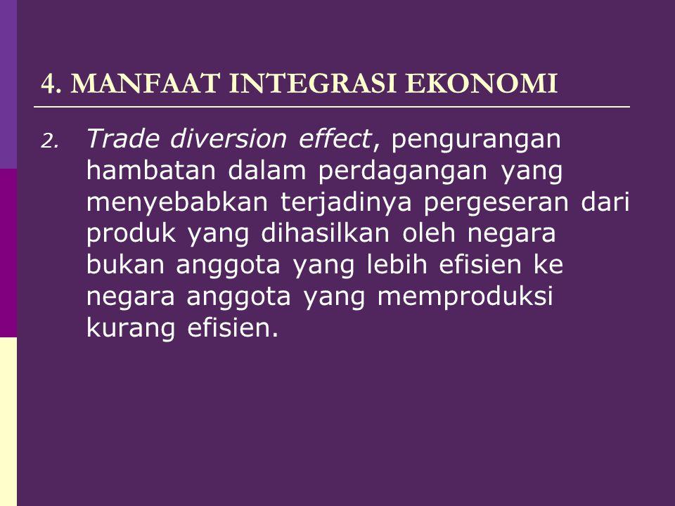 4.MANFAAT INTEGRASI EKONOMI 2.