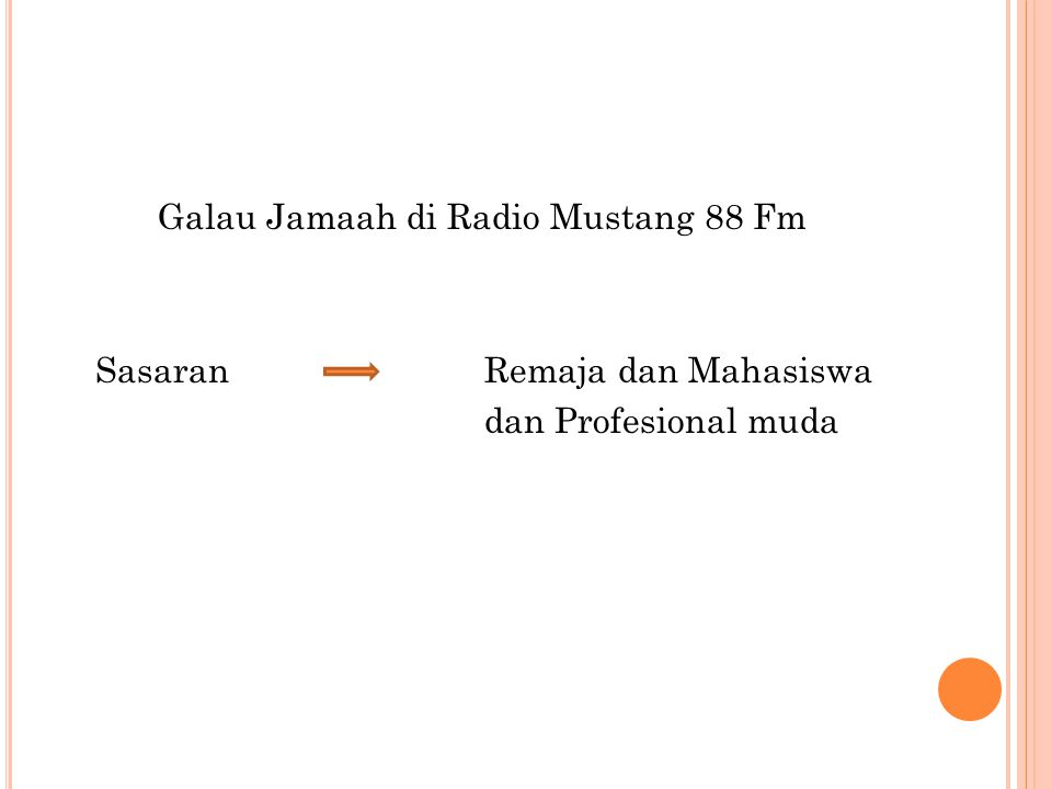 R UMUSAN MASALAH 1.