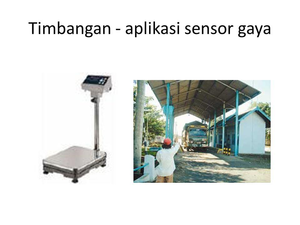 Pengukuran kecepatan Transducer untuk pengukuran kecepatan linear dan kecepatan sudut