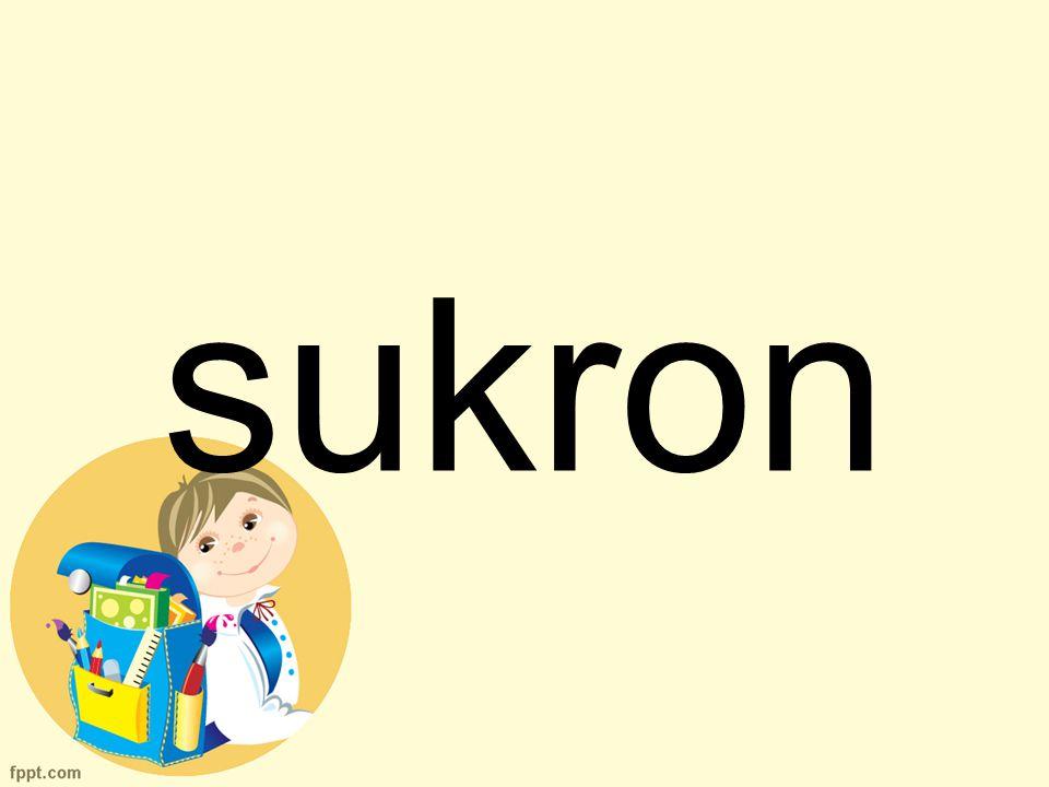 sukron