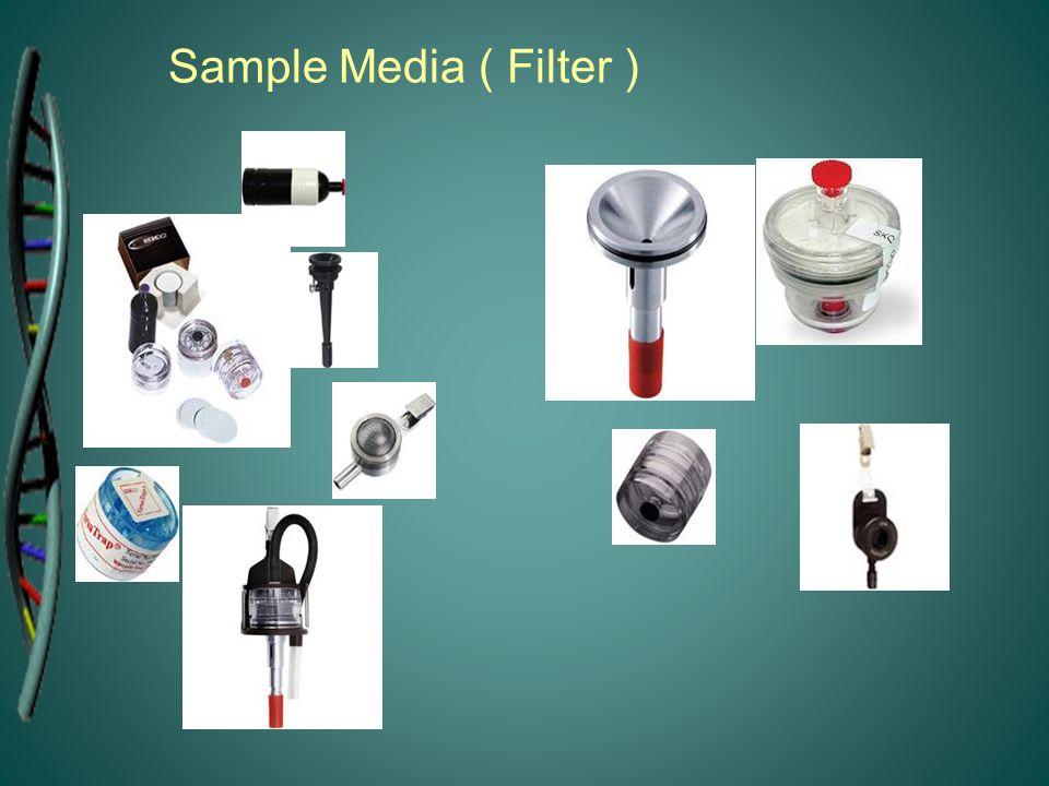 Sample Media ( Filter )