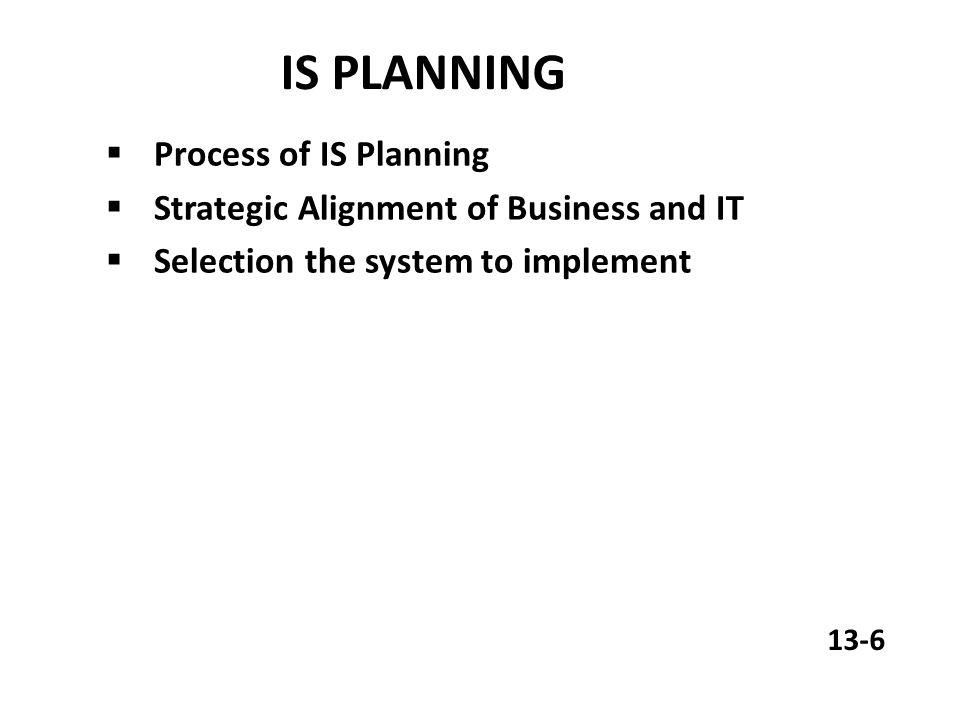 Closing Konsep sistem informasi Strategi pemilihan sistem informasi ======== thanks 4 your attention ======== 13-7