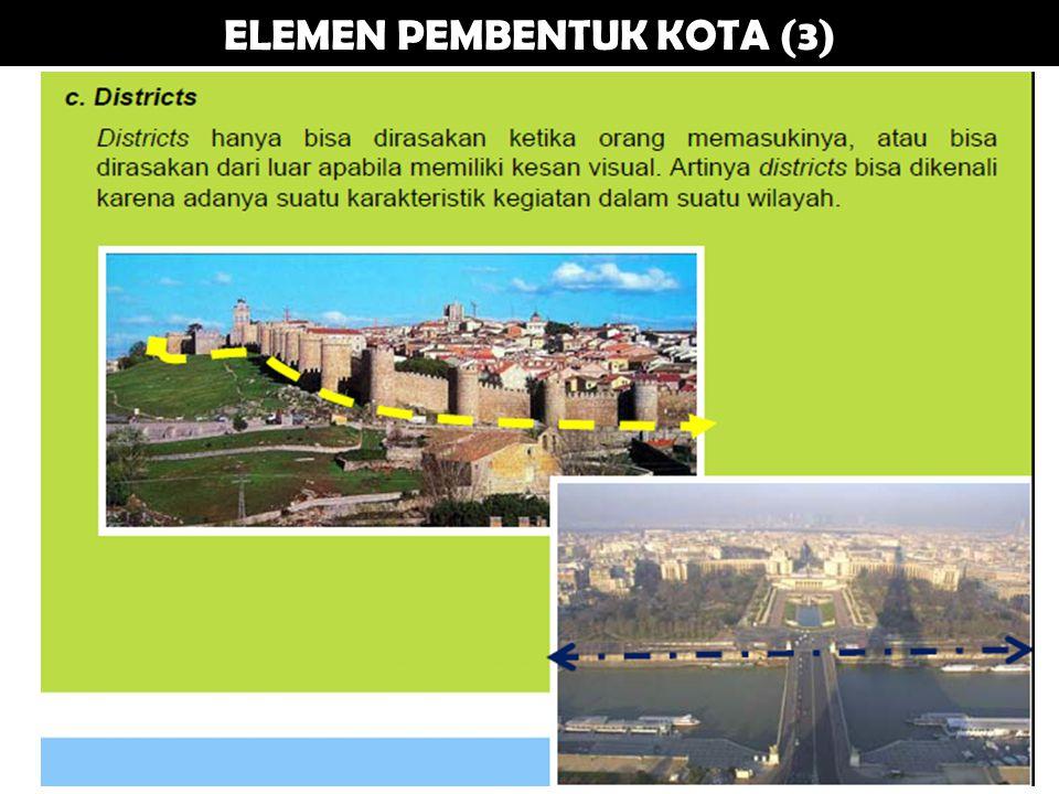 ELEMEN PEMBENTUK KOTA (3)